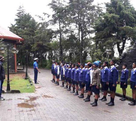 Junior Navi Cadets