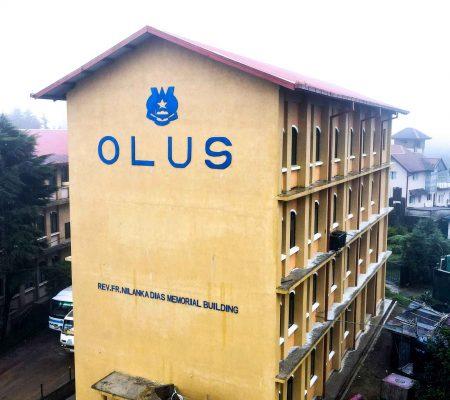 Fr. Nilanka Dias Memorial Building  | Facilities | OLUS
