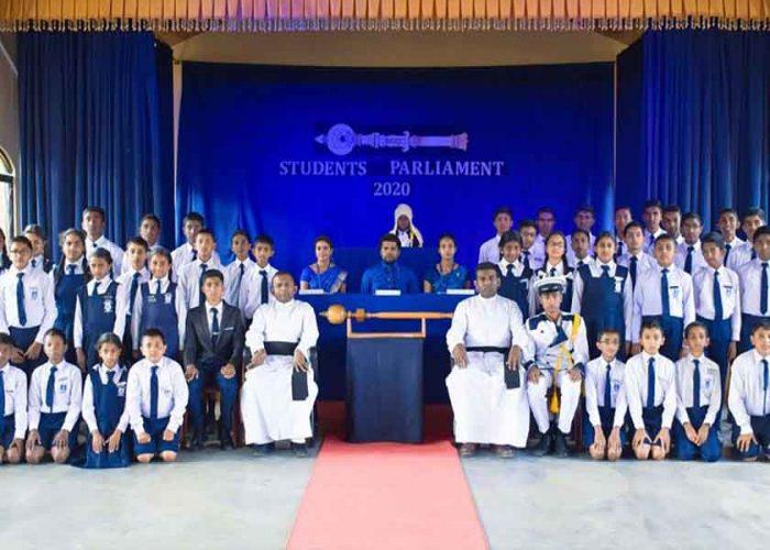 Student Parliament 2020