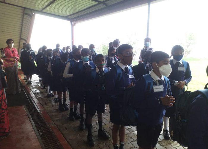 Welcoming The Grade 6 Batch 2021