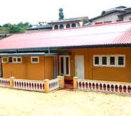 Poposed Building For A/L Classes  | Facilities | OLUS